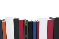 Книги различных размеров Стоковые Фотографии RF