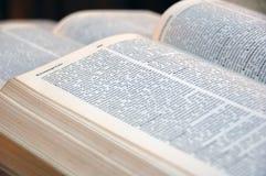 книги раскрывают Стоковое фото RF