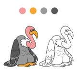 Книжка-раскраска (хищник) бесплатная иллюстрация