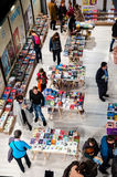 Книжная ярмарка Gaudeamus, Бухарест, Румыния 2014 Стоковое Фото