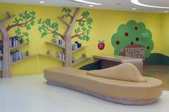 Книжный магазин детей Стоковая Фотография