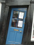 Книжный магазин ` s короля английский, Кентербери стоковое изображение