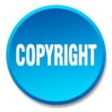 Кнопка авторского права иллюстрация штока