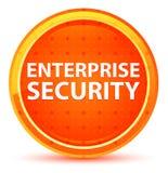 Кнопка безопасностью предприятия естественная оранжевая круглая бесплатная иллюстрация