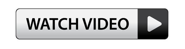 Кнопка видео вахты бесплатная иллюстрация