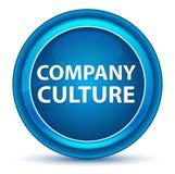 Кнопка зрачка культуры компании голубая круглая иллюстрация вектора
