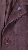 Кнопка пальто Стоковое Изображение RF