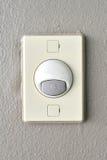 Кнопка переключателя колокола Стоковые Фотографии RF