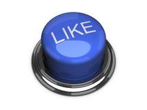 кнопка предпосылки любит белизна бесплатная иллюстрация