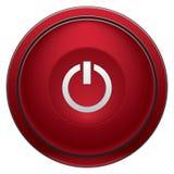 кнопка с поворота Стоковое Изображение RF