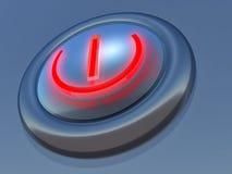 кнопка Стоковое Изображение
