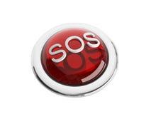 кнопка Стоковое Изображение RF