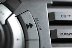 кнопка Стоковое фото RF