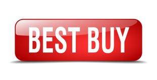 кнопка Best Buy иллюстрация штока