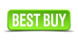 кнопка Best Buy иллюстрация вектора