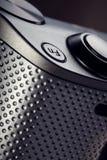 Кнопка Fn игры кино на теле современных приборов тональнозвуков-видео Стоковое Изображение RF