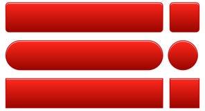кнопки закрепляя сеть вектора путя иллюстрации иллюстрация вектора