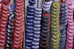 Кнопки козыря политические стоковые изображения rf