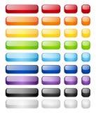 Кнопки радуги бесплатная иллюстрация