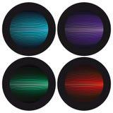 Кнопки сигнала Стоковая Фотография RF