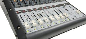 Кнопки смесителя Стоковые Изображения RF