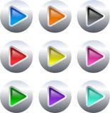 кнопки стрелки бесплатная иллюстрация