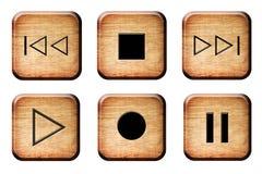 кнопки иллюстрация вектора