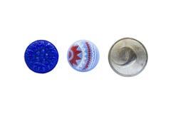 Кнопки Стоковая Фотография