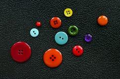 11 кнопок Стоковое Фото