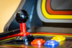 Кнюппель винтажной видеоигры аркады - Монетк-Op Стоковые Изображения