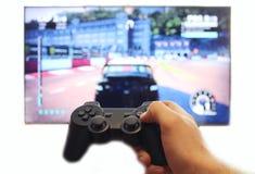 Кнюппель для консолей видеоигры Стоковые Фото