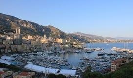 княжество Монако Стоковое Изображение RF