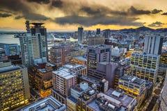 Кобе, Япония стоковое изображение