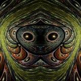 кобра голодная Стоковое Изображение
