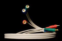 кобра кабеля Стоковая Фотография