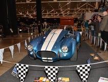 Кобра Motocar Shelby стоковое фото