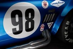 Кобра 1965 Shelby CSX Стоковая Фотография