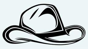 Ковбойская шляпа Стоковая Фотография