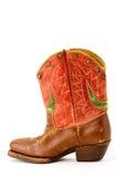 ковбой ботинка Стоковое фото RF