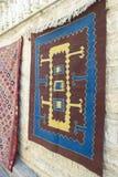 ковер вися напольные turkish Стоковые Изображения