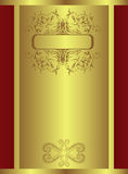 ковер королевский Стоковое Изображение RF