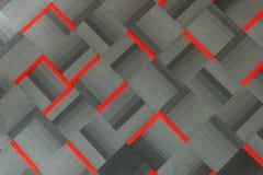 Ковер придает квадратную форму предпосылке Стоковое Фото