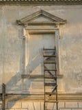 Ковчег воодушевленный греческой архитектурой стоковые изображения