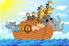 ковчег noah Стоковое Изображение