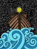 ковчег noah s иллюстрация вектора