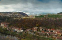Когда в Veliko Tarnovo в Болгарии стоковое изображение