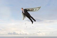 Когда вы богаты вы свободны Мультимедиа Стоковая Фотография RF