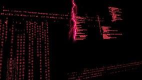 Коды и молния программы сток-видео