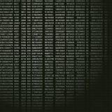 Код предпосылки Стоковые Фотографии RF