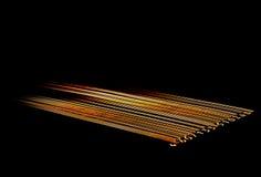 код штриховой маркировки Стоковое фото RF